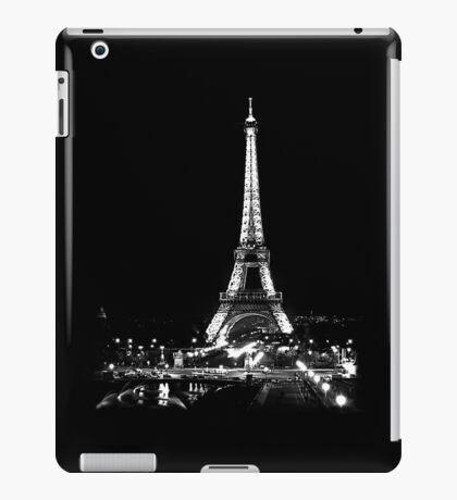 Eiffel Noir iPad Case/Skin