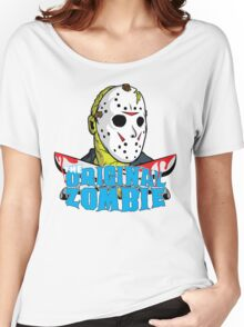The original zombie (Friday 13th) Women's Relaxed Fit T-Shirt
