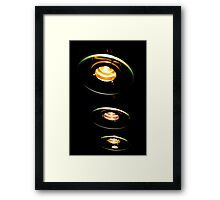 Flying Objects? Framed Print