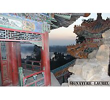 Summer Palace Photographic Print