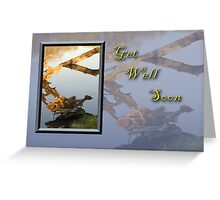 Get Well Soon Fish Greeting Card