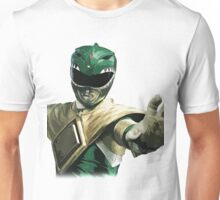 Might Morphin Power Rangers - Green Ranger Unisex T-Shirt