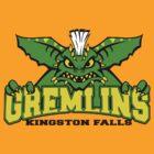 Kingston Falls Gremlins by monsterfink