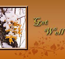 Get Well Leaves by jkartlife