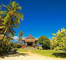 Lahaina Jodo Mission by Imagery
