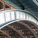 Southwark Bridge by photonista