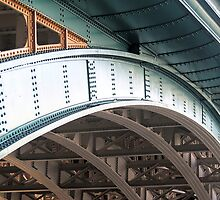 Southwark Bridge by photonista