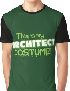 This is my Architect costume (for Halloween) Graphic T-Shirt