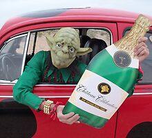 Funny Yoda by jollykangaroo