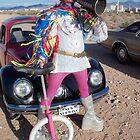 Unicycle Freak by jollykangaroo