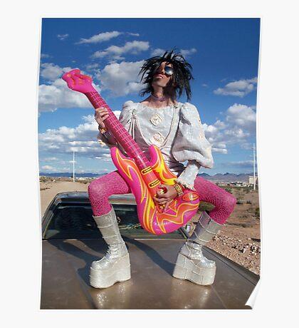 Rock Star Hero Poster
