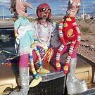 Funny Puppets by jollykangaroo