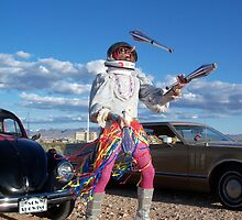 Astro Juggler by jollykangaroo