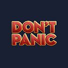 Don&#x27;t Panic by Twagger