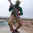 Guitar Hero Yoda by jollykangaroo