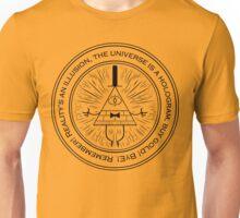 Gravity Falls Wheel Unisex T-Shirt