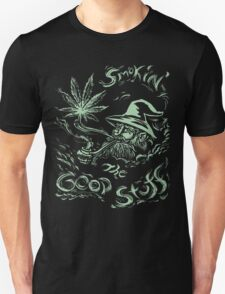 Wise Weed Wizard T-Shirt