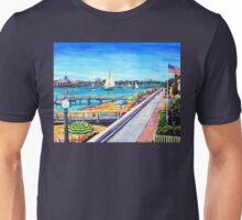Balboa Island Newport Beach Ca. Unisex T-Shirt