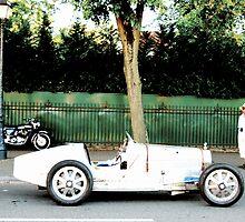 don't call me car, I'm a Bugatti by deThierry