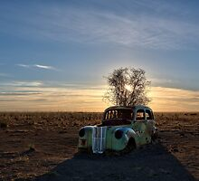 Abandoned by Mark Cooper
