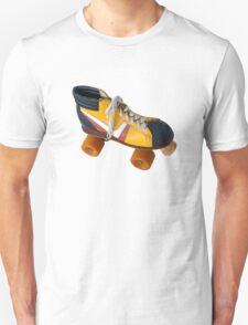 Retro Roller Skate Unisex T-Shirt