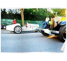 Bugatti came, Bugatti stays Poster