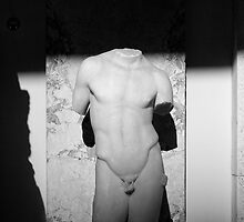 Torso and Shadows, Vatican Museum by Matthew Walters