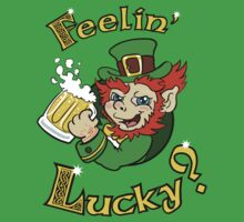 Feelin' Lucky? by shirtypants
