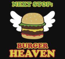 Burger Heaven by shirtypants