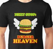 Burger Heaven Unisex T-Shirt