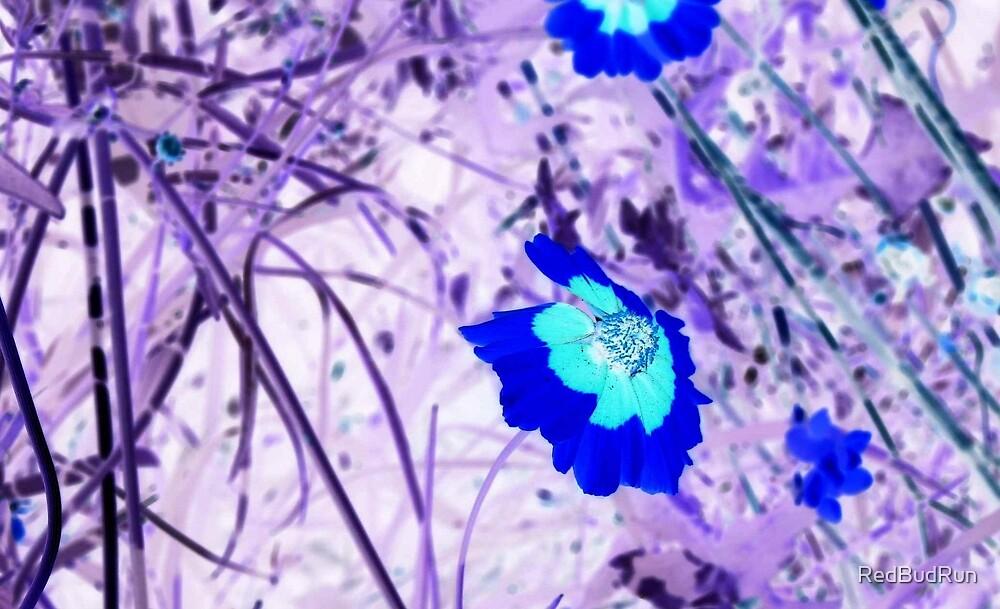 Psycho Flowers by RedBudRun