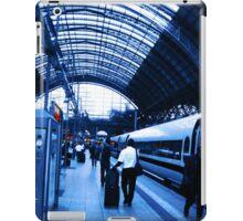 Train Station iPad Case/Skin