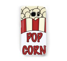 Pop Corn  Samsung Galaxy Case/Skin