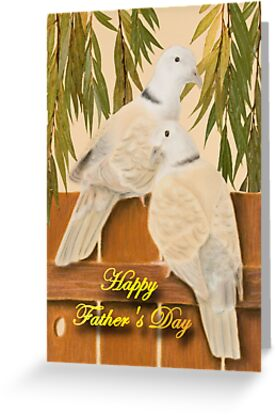 Father's Day Doves by jkartlife
