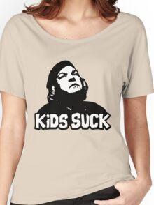 Kids Suck! Women's Relaxed Fit T-Shirt
