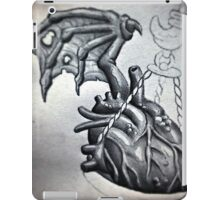 Weight of the Heart iPad Case/Skin