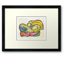 """Aura"" Framed Print"