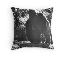 Mighty Joe young Throw Pillow
