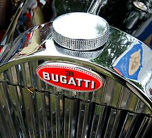 Bugatti hits right between the eys  by deThierry