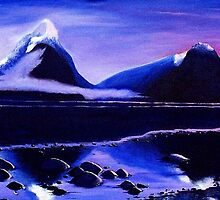 Milford Sound  by Tania Williams