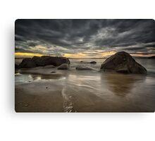 Taroona Beach Sunrise, Tasmania #10 Canvas Print
