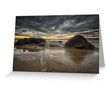 Taroona Beach Sunrise, Tasmania #10 Greeting Card