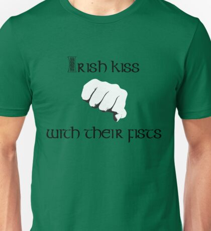 Irish Kiss Unisex T-Shirt