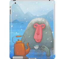 Hot tea iPad Case/Skin
