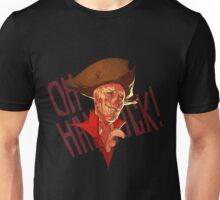 Oh, Hancock! Unisex T-Shirt