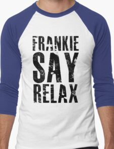 Frankie Says Men's Baseball ¾ T-Shirt