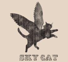 Sky Cat by RedPine