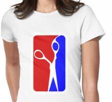 Hair Stylist All Star MVP T Shirt Womens Fitted T-Shirt