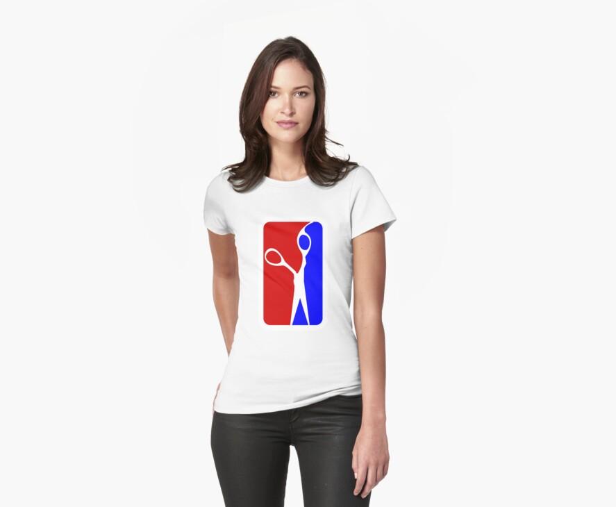 Hair Stylist All Star MVP T Shirt by humanwurm
