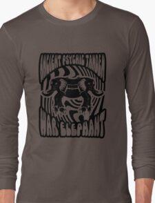 Ancient physic tandem war elephant Long Sleeve T-Shirt
